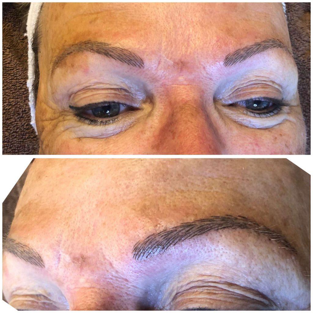 Permanent Make-up Wenkbrauwen Wassenaar | Huidmedzorg